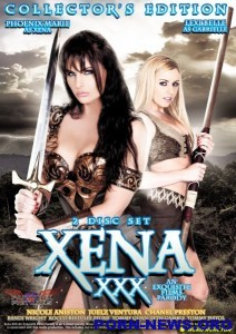 "Порно пародия ""Зена XXX"" (Xena XXX: An Exquisite Films Parody)"