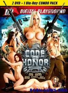 "Порно боевик от Digital Playground - ""Кодекс чести"" (Code of Honor)"